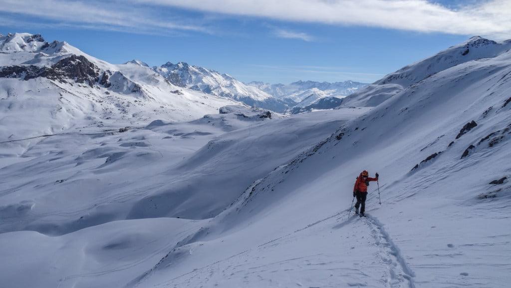esquí de travesía pirineos