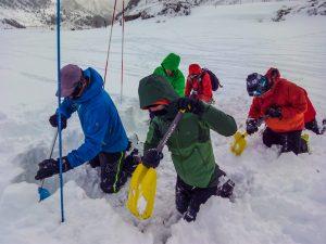 Curso de Seguridad en Terreno de Avalanchas STA Nivel 1 @ Pirineo Aragonés